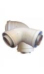 Finden Sie hier das konzentrische Abgassystem für Ihren geschlossenen Durchlauferhitzer   Abgase Ihres Indoor-Durchlauferhitzers mit einem Rauchabgassystem sicher entsorgen.   KIIP.de